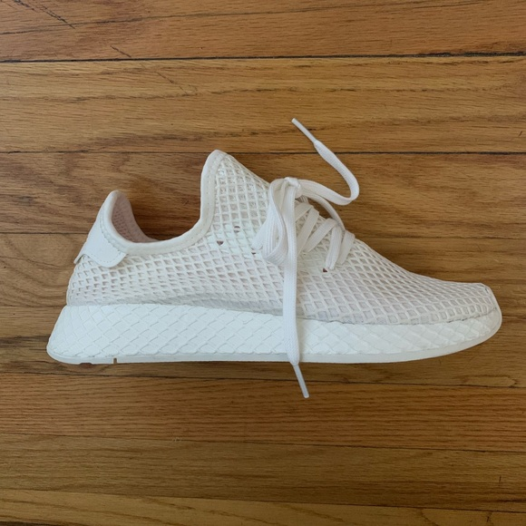 adidas Other - Adidas Off-White Deerupt Sneakers sz 12.5